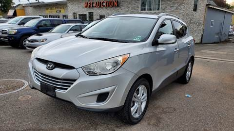 2011 Hyundai Tucson for sale at MFT Auction in Lodi NJ