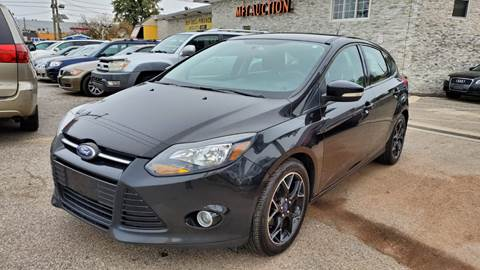2013 Ford Focus for sale at MFT Auction in Lodi NJ