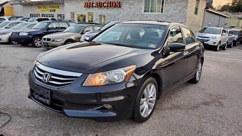2011 Honda Accord for sale at MFT Auction in Lodi NJ