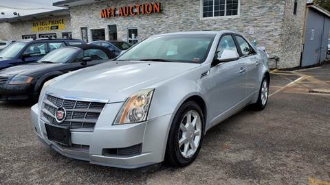 2009 Cadillac CTS for sale at MFT Auction in Lodi NJ