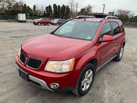 2006 Pontiac Torrent for sale at MFT Auction in Lodi NJ