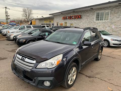 2013 Subaru Outback for sale at MFT Auction in Lodi NJ