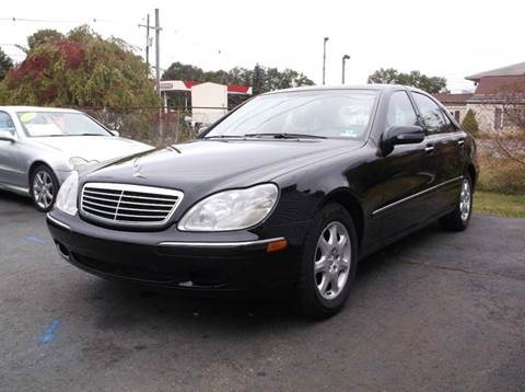 2000 Mercedes-Benz S-Class for sale at MFT Auction in Lodi NJ