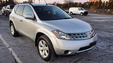 2007 Nissan Murano for sale at MFT Auction in Lodi NJ