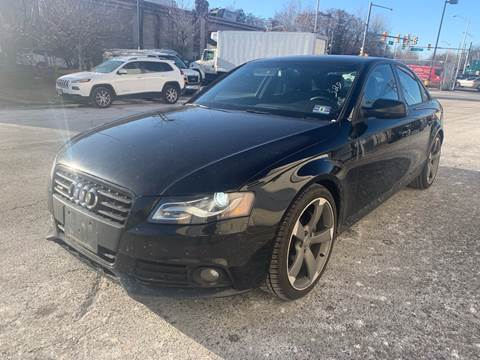 2011 Audi A4 for sale at MFT Auction in Lodi NJ