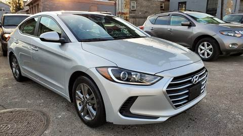 2017 Hyundai Elantra for sale at MFT Auction in Lodi NJ