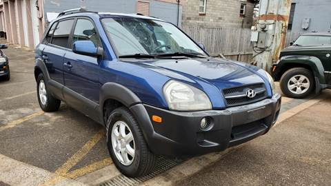 2005 Hyundai Tucson for sale at MFT Auction in Lodi NJ
