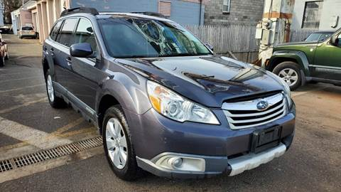 2011 Subaru Outback for sale at MFT Auction in Lodi NJ