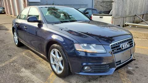 2009 Audi A4 for sale at MFT Auction in Lodi NJ