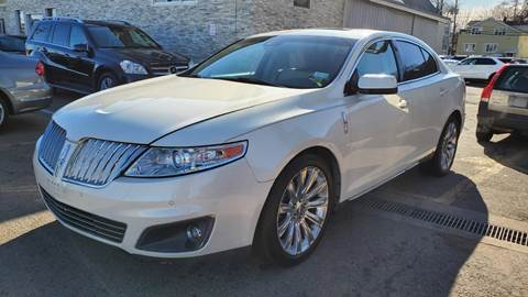 2009 Lincoln MKS for sale at MFT Auction in Lodi NJ