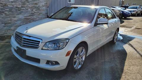 2008 Mercedes-Benz C-Class for sale at MFT Auction in Lodi NJ