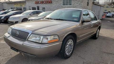 2004 Mercury Grand Marquis GS for sale at MFT Auction in Lodi NJ