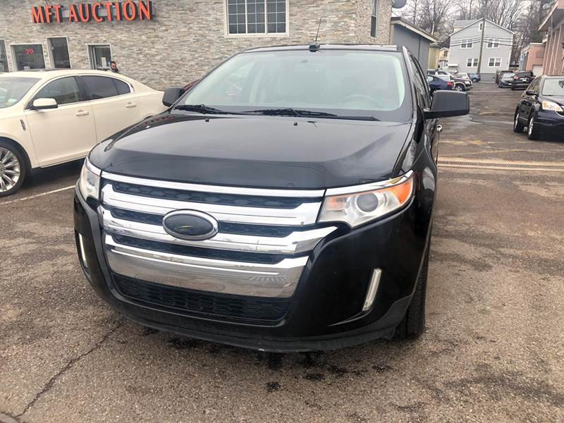 2011 Ford Edge SEL (image 2)