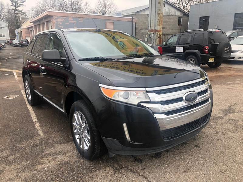 2011 Ford Edge SEL (image 4)