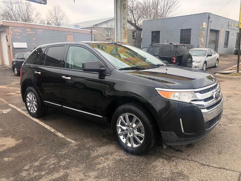 2011 Ford Edge SEL (image 5)