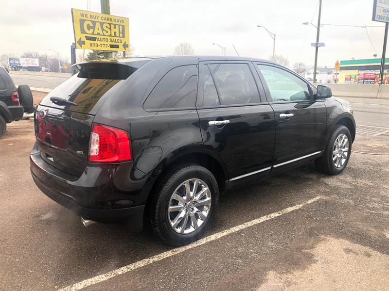 2011 Ford Edge SEL (image 7)