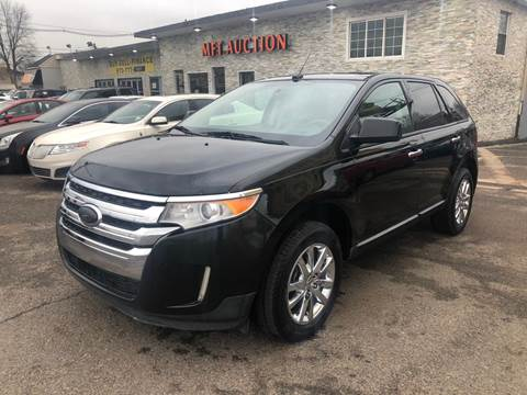 2011 Ford Edge SEL for sale at MFT Auction in Lodi NJ