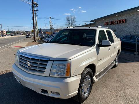 2004 Cadillac Escalade EXT for sale at MFT Auction in Lodi NJ