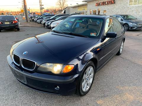 2003 BMW 3 Series 325xi for sale at MFT Auction in Lodi NJ