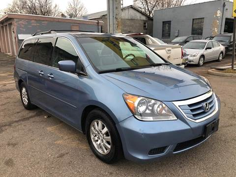2010 Honda Odyssey EX-L w/DVD w/Navi for sale at MFT Auction in Lodi NJ