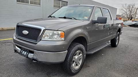 2007 Ford F-150 FX4 for sale at MFT Auction in Lodi NJ