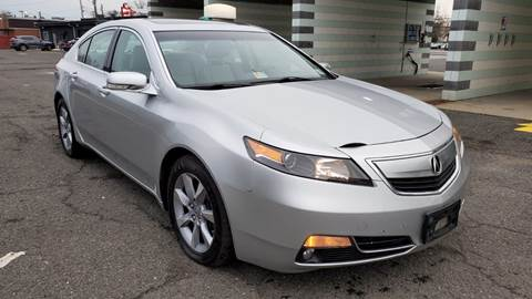 2012 Acura TL w/Tech for sale at MFT Auction in Lodi NJ