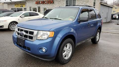 2010 Ford Escape for sale at MFT Auction in Lodi NJ