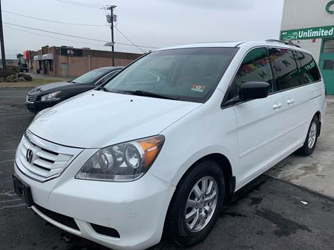 2008 Honda Odyssey for sale at MFT Auction in Lodi NJ