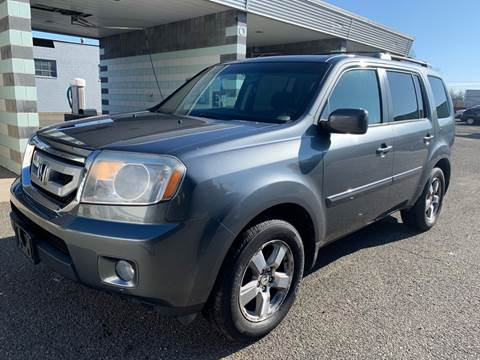 2010 Honda Pilot for sale at MFT Auction in Lodi NJ