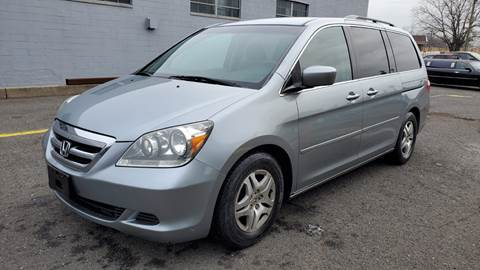2007 Honda Odyssey EX for sale at MFT Auction in Lodi NJ