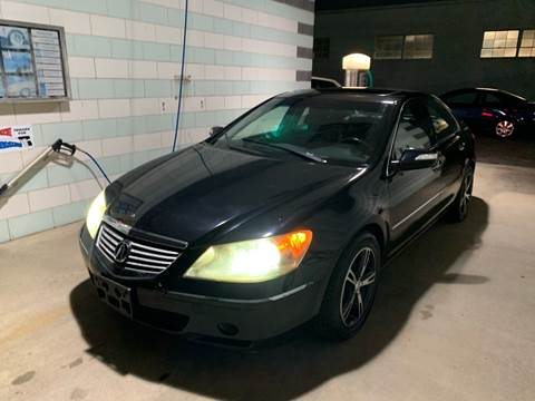 2008 Acura RL SH-AWD w/Tech for sale at MFT Auction in Lodi NJ