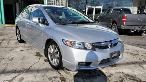 2009 Honda Civic for sale at MFT Auction in Lodi NJ