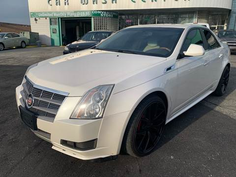 2011 Cadillac CTS for sale at MFT Auction in Lodi NJ