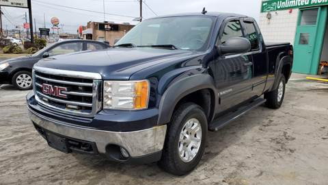 2007 GMC Sierra 1500 for sale at MFT Auction in Lodi NJ