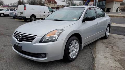 2009 Nissan Altima 2.5 S for sale at MFT Auction in Lodi NJ