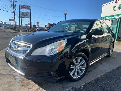 2012 Subaru Legacy for sale at MFT Auction in Lodi NJ