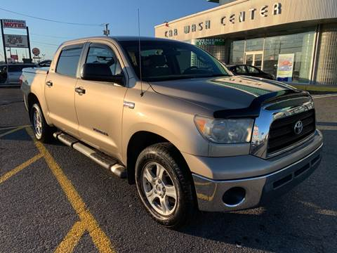 2007 Toyota Tundra for sale at MFT Auction in Lodi NJ