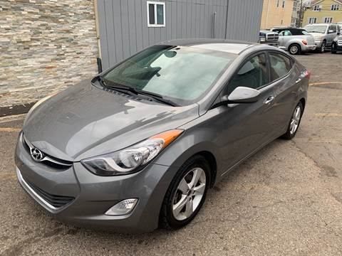 2013 Hyundai Elantra for sale at MFT Auction in Lodi NJ