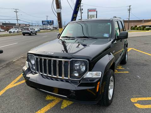 2011 Jeep Liberty Sport Jet for sale at MFT Auction in Lodi NJ