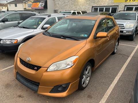 2009 Toyota Matrix for sale at MFT Auction in Lodi NJ