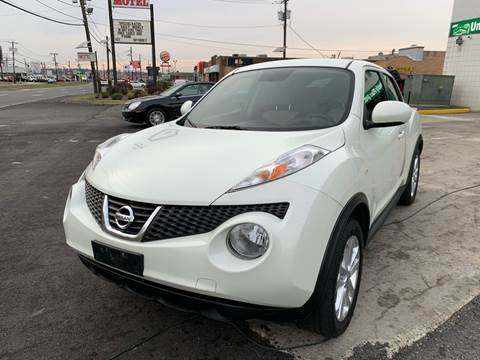 2012 Nissan JUKE SV for sale at MFT Auction in Lodi NJ