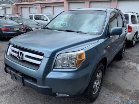 2006 Honda Pilot for sale at MFT Auction in Lodi NJ