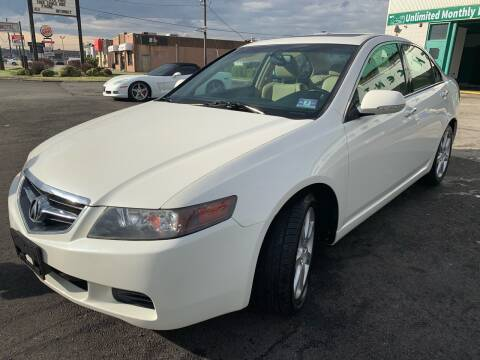 2005 Acura TSX for sale at MFT Auction in Lodi NJ