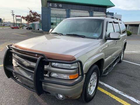 2001 Chevrolet Suburban for sale at MFT Auction in Lodi NJ