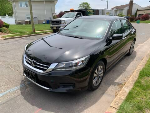 2014 Honda Accord for sale at MFT Auction in Lodi NJ