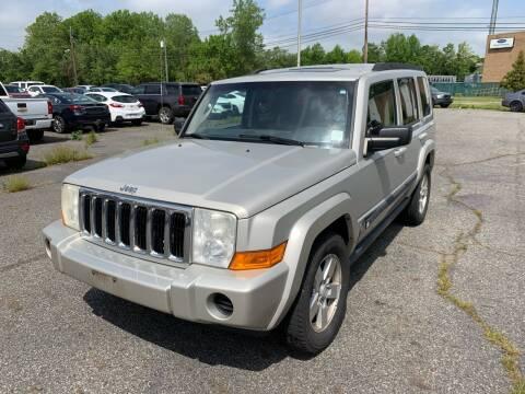 2008 Jeep Commander Sport for sale at MFT Auction in Lodi NJ