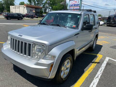2011 Jeep Liberty Sport for sale at MFT Auction in Lodi NJ