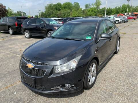 2012 Chevrolet Cruze LT for sale at MFT Auction in Lodi NJ