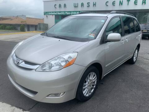 2009 Toyota Sienna Limited for sale at MFT Auction in Lodi NJ