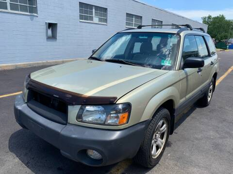 2004 Subaru Forester for sale at MFT Auction in Lodi NJ